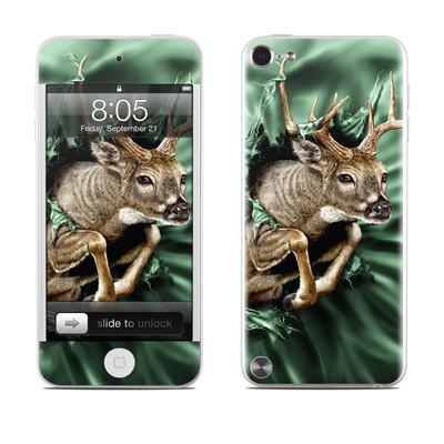 iPod Touch 5G Skin - Break Through Deer