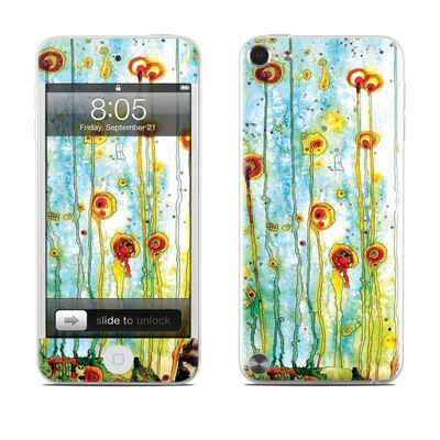 iPod Touch 5G Skin - Beneath The Surface