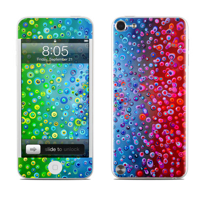 iPod Touch 5G Skin - Bubblicious
