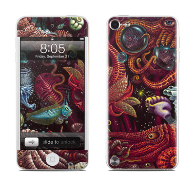 iPod Touch 5G Skin - C-Pods