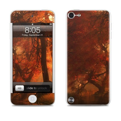 iPod Touch 5G Skin - Canopy Creek Autumn