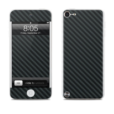 iPod Touch 5G Skin - Carbon