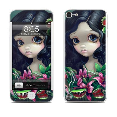 iPod Touch 5G Skin - Carnivorous Bouquet