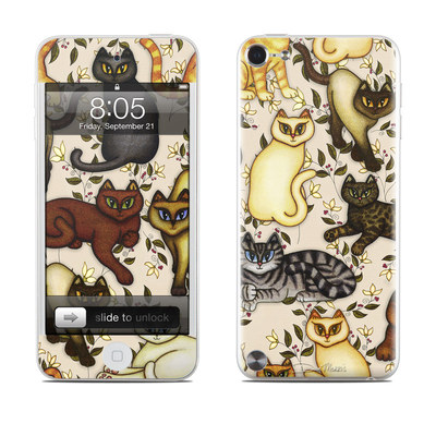 iPod Touch 5G Skin - Cats