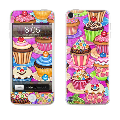 iPod Touch 5G Skin - Cupcake