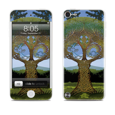 iPod Touch 5G Skin - Celtic Tree