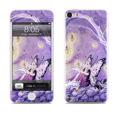 iPod Touch 5G Skin - Chasing Butterflies