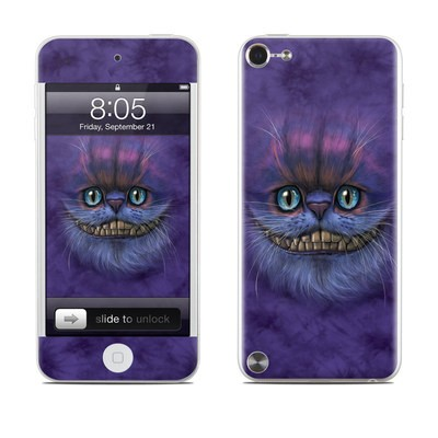 iPod Touch 5G Skin - Cheshire Grin