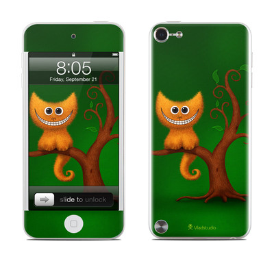 iPod Touch 5G Skin - Cheshire Kitten