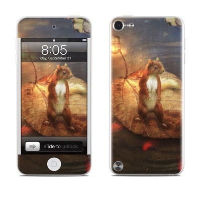 iPod Touch 5G Skin - Columbus