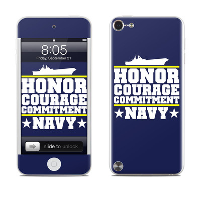 iPod Touch 5G Skin - Commitment