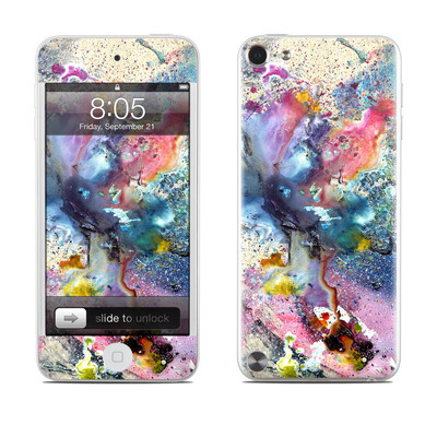 iPod Touch 5G Skin - Cosmic Flower