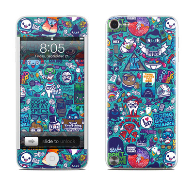 iPod Touch 5G Skin - Cosmic Ray