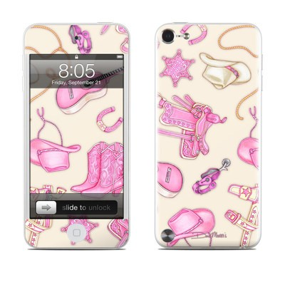 iPod Touch 5G Skin - Cowgirl