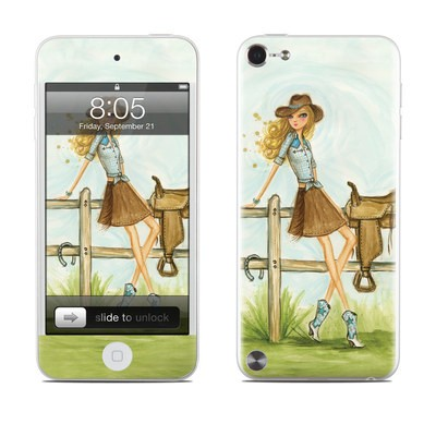 iPod Touch 5G Skin - Cowgirl Glam