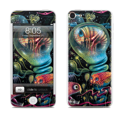 iPod Touch 5G Skin - Creatures