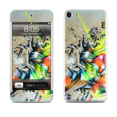 iPod Touch 5G Skin - Dance