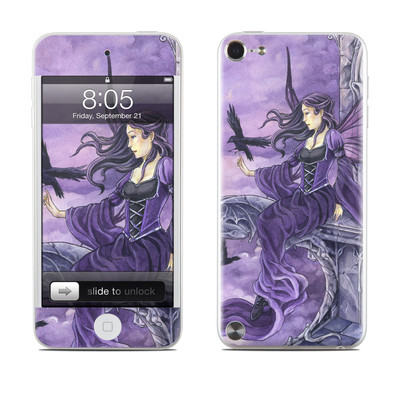 iPod Touch 5G Skin - Dark Wings