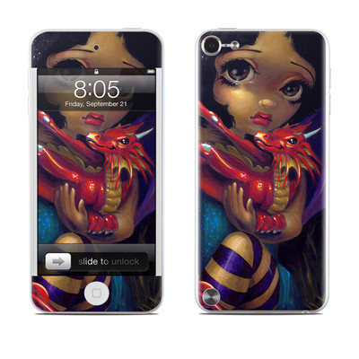 iPod Touch 5G Skin - Darling Dragonling