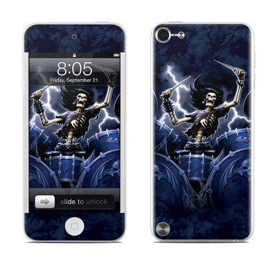 iPod Touch 5G Skin - Death Drummer