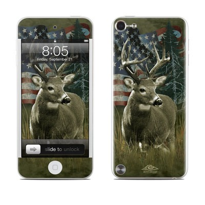 iPod Touch 5G Skin - Deer Flag