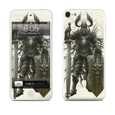 iPod Touch 5G Skin - Dark Knight