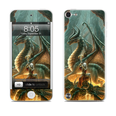 iPod Touch 5G Skin - Dragon Mage