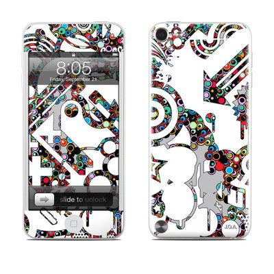 iPod Touch 5G Skin - Dots