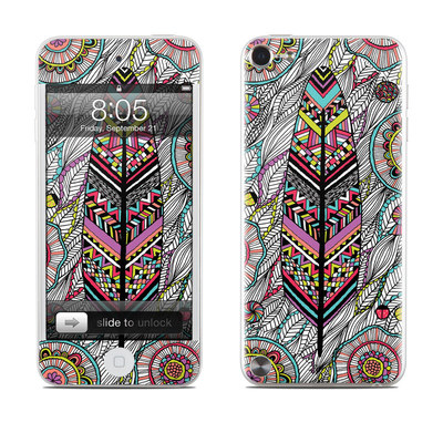 iPod Touch 5G Skin - Dream Feather