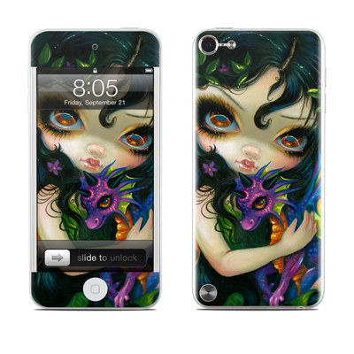 iPod Touch 5G Skin - Dragonling Child