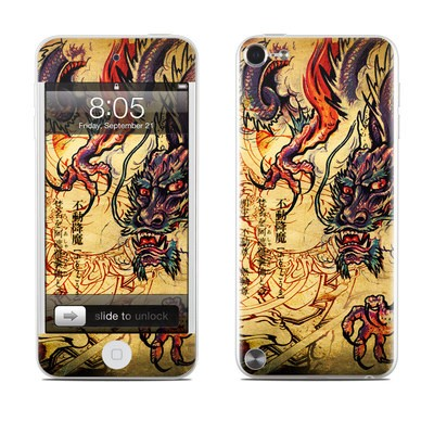 iPod Touch 5G Skin - Dragon Legend