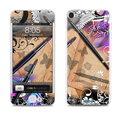 iPod Touch 5G Skin - Dream Flowers