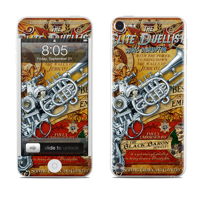 iPod Touch 5G Skin - The Duelist