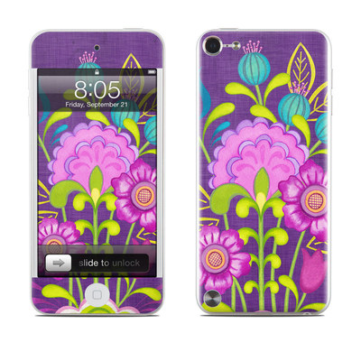 iPod Touch 5G Skin - Floral Bouquet