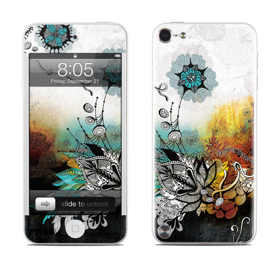iPod Touch 5G Skin - Frozen Dreams