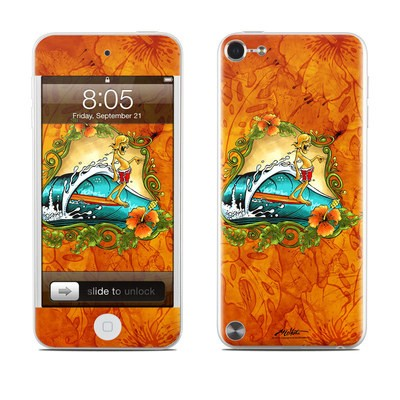 iPod Touch 5G Skin - Five Slide
