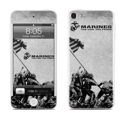 iPod Touch 5G Skin - Flag Raise