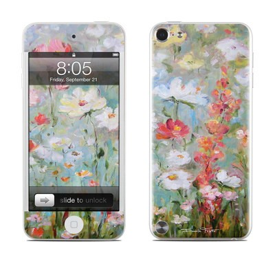 iPod Touch 5G Skin - Flower Blooms