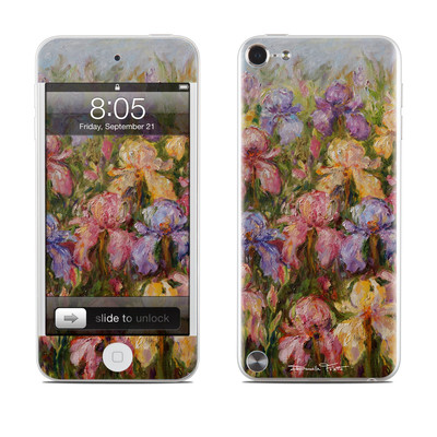 iPod Touch 5G Skin - Field Of Irises