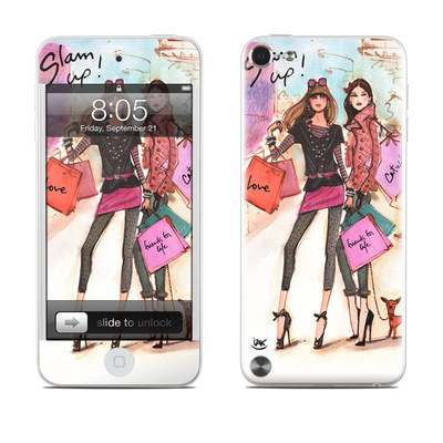 iPod Touch 5G Skin - Gallaria