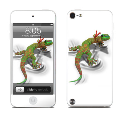 iPod Touch 5G Skin - Gecko