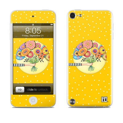 iPod Touch 5G Skin - Giving