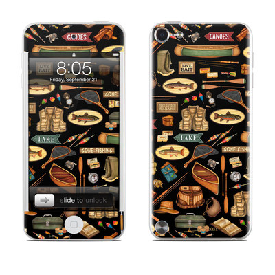 iPod Touch 5G Skin - Gone Fishing