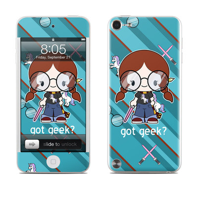 iPod Touch 5G Skin - Got Geek