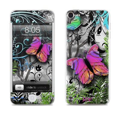 iPod Touch 5G Skin - Goth Forest