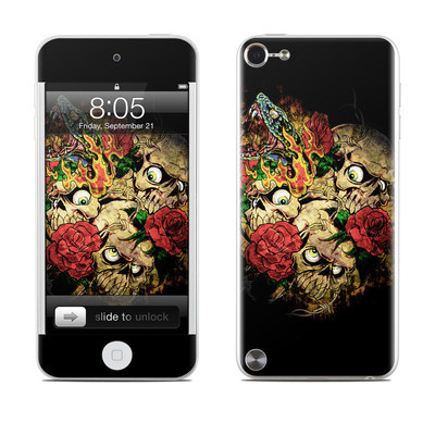 iPod Touch 5G Skin - Gothic Tattoo