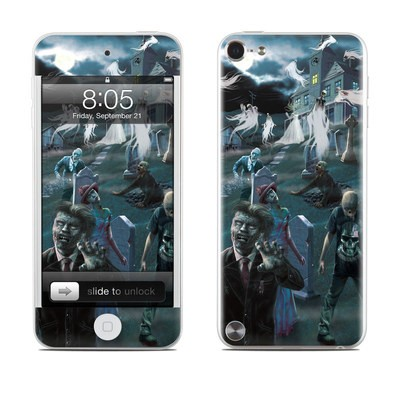 iPod Touch 5G Skin - Graveyard