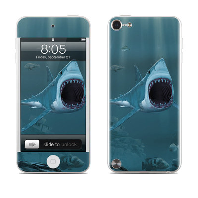 iPod Touch 5G Skin - Great White