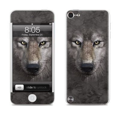 iPod Touch 5G Skin - Grey Wolf