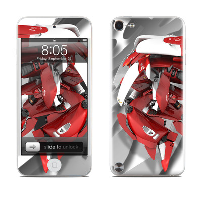 iPod Touch 5G Skin - Gundam Light